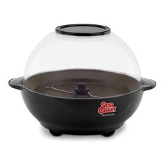 West Bend 82306 Stir Crazy Electric Popcorn Popper - This popcorn maker makes 6 quarts of popcorn the fast and easy way. Best Popcorn Maker, Best Microwave Popcorn, Specialty Appliances, Small Appliances, Kitchen Appliances, West Bend Stir Crazy, Stir Crazy Popcorn, Air Popper, New West