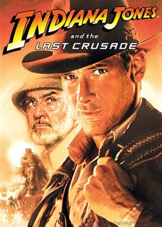 Indiana Jones and The Last Crusade / Indiana Jones e l'Ultima Crociata - Directed by Steven Spielberg