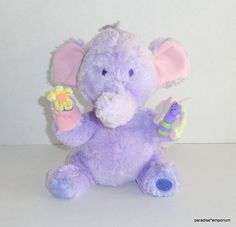Disney Store Exclusive Lumpy Elephant Plush w/ Puppets Winnie the Pooh  #eastertoys #stuffedanimals