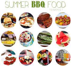 Summer BBQ Food at T