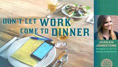 4word's Jordan Johnstone gets real about what to do when work stress threatens to overflow into your personal life on today's LinkedIn Pulse article! https://www.linkedin.com/pulse/dont-let-work-come-dinner-diane-paddison