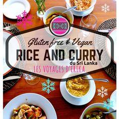 La recette du délicieux Rice and Curry! Il y a quelques mois, je découvrais la magnifique île du Sri Lanka. Quel endroit merveilleux ! Une culture riche au Carrefour entre l'Asie du Sud-Est et l'Inde, de merveilleux paysages, les mers aux eaux turquoises et les montagnes imposantes… !  Régalée au sens figuré, mais aussi … … Lire la suite →