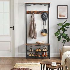 Představuje Vám nové kolekce tzv. Vintage a Industriální styl, který jistě přiláká zájem nejednoho z Vás. Jedná se o zcela vyjímečný a přesto praktický nábytek. Jsme nábytek Aldo, spojte se s kvalitou.  Wardrobe Rack, Furniture, Vintage, Design, Home Decor, Decoration Home, Room Decor, Home Furnishings