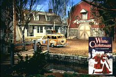 White Christmas movie Columbia Inn Pine Tree Vermont This site tells all about famous move houses