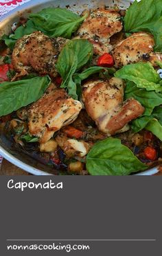 """Caponata 