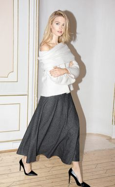 AW MOMENTS MOMENTS Life is about the connections you make, and the journey you take. Fall Winter, Autumn, Midi Skirt, Ballet Skirt, In This Moment, Skirts, Fashion, Moda, Skirt