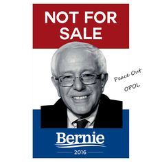 bernie-not-for-sale