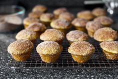 Cinnamon Brown Butter Breakfast Puffs (from Smitten Kitchen)