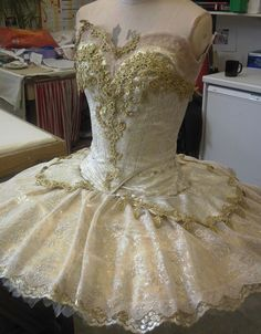 English National Ballet sugarplum.