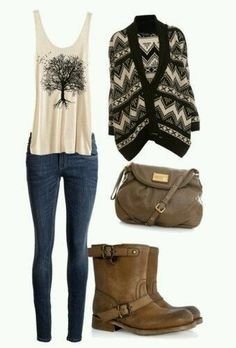 Outfit  otoño  2016