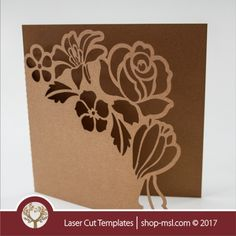 Laser cut template, wedding invite card, Get online now, free vector designs every day. Laser Cut Invitation, Laser Cut Wedding Invitations, Wedding Invitation Cards, Invites, Online Templates, Templates Free, Cast Acrylic, Card Patterns, Mothers Day Cards