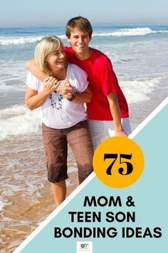 Strengthen Your Mother-Teenage Son Bond: 75 Awesome Ideas for Activities to Do With Your Teen Son — parent Bonding Activities, Activities For Boys, Cute Couple Quotes, Mom Son, Mom And Dad, Mother Daughters, Parenting Humor, Parenting Hacks, Parenting Classes