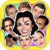 My Celeb Friend -Change& Swap Celebs Head and Face to Your Pic Booth par yajun xiong