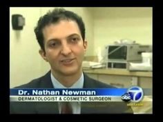 Facial Reconstruction using Stem Cells Dr Nathan Newman MD www.universalskincare.jeunesseglobal.com