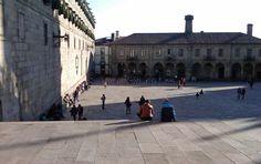 plaza de A Quintana