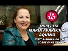 TV 247 ENTREVISTA : Historiadora da USP Maria Aparecida Aquino, sobre Fa...