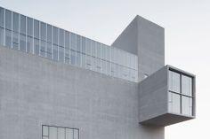 RW Concrete Church/ NAMELESS Architecture/ Byeollae, South Korea