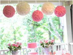RUFFLES AND ROSES SECOND BIRTHDAY PARTY!