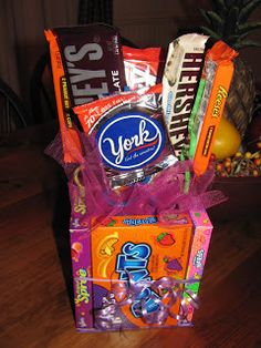 Candy Bouquet: Birthday Gift
