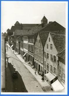 Rastenburg, Hintere Kirchenstraße