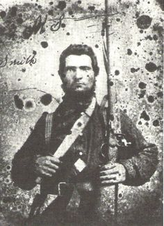 A.H. Smith, 51st Tennessee Infantry.
