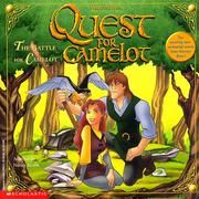 quest for camelot | Cover of: Quest for Camelot by Nancy E. Krulik