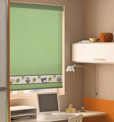 BG Kids® Roller Shades: Patterns