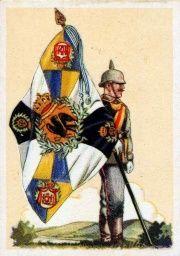 Landwehr Regiment No. 92 raised by the Duchy of Brunswick
