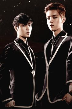 Lay and Luhan Xx