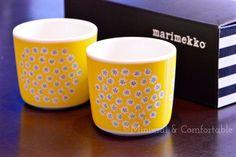 marimekko プケッティ ラテマグ Marimekko, Mugs, Tableware, Products, Dinnerware, Tumblers, Tablewares, Mug, Dishes