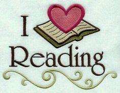 I ❤ Reading