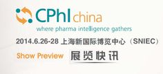 CPhI and P-MEC China bring the leading global ingredients and machinery events to China, along with co-located events representing the entire pharma supply chain with 2,600 exhibitors and over 30,000 attendees.  Location CHINA    Shanghai New International Expo Centre, Shanghai, China. Email ID : martin.wilson@ubm.com URL : http://www.cphi.com/china/home Contact Person : Martin Wilson Phone No : +44 1502 476216  Starts June 26th, 2014,12:00:00 AM End Time Saturday, June 28th, 2014,12:00:00…