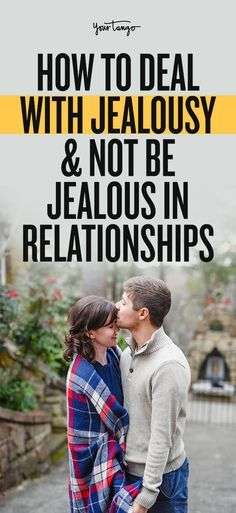 How to deal with jealousy issues in a relationship