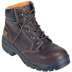 Timberland Pro Boots Men's 86518 Helix EH Alloy Toe Work Boots