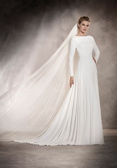 Blush Bridal has an extensive collection of wedding dresses from Pronovias, including Anabel. Pronovias Wedding Dress, Wedding Gowns, Tan Wedding, Designer Wedding Dresses, Bridal Dresses, Dresses Dresses, Wedding Designs, Wedding Styles, The Bride