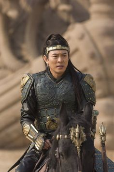 Still of Jet Li in The Mummy: Tomb of the Dragon Emperor
