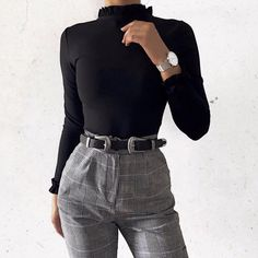 Best Vintage Outfits Part 9 Winter Fashion Outfits, Look Fashion, Korean Fashion, Fall Outfits, Casual Outfits, Classy Outfits For Teens, Hipster Outfits, Fashion Pics, Tween Fashion