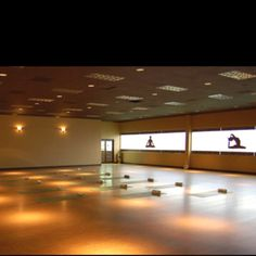 One day I will have my own personal yoga studio at home. Not as big as this, but I like the design. #dreams