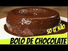 """Bolo de Chocolate """"COM 2 INGREDIENTES' Receita Que Deu Errado - YouTube"""