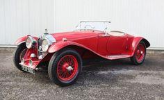 1939 Autovia 3 Litre Roadster