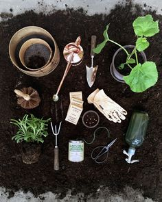 Another wish list via Swedish webshop Artilleriet, this time for outdoorsy bits that make gardening so much more enjoyable.