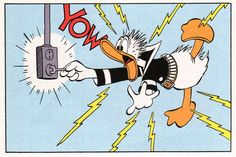 """YOW   From """"Watching the Watchman"""" (1948) by Carl Barks   Tom Simpson   Flickr"""