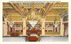 1 Agua Caliente Chips -- MAIN page: Hotel-Casino, Tijuana Mexico