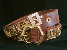 14 century knight belt