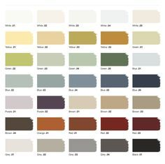 Color By Crate And Barrel 2016 Por Colors For 2017 Paint Trending