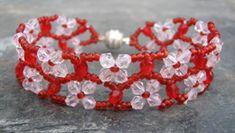Bicone Flower Bracelet, Sova Enterprises