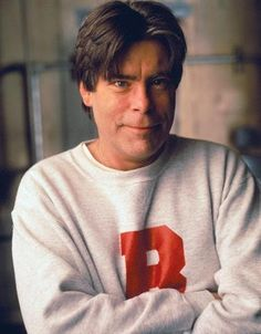 One of the greatest authors of the second half of the twentieth century, Stephen King grips me like no other author does.