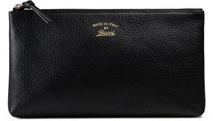 Gucci Swing leather pouch - $385.00