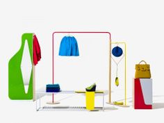 Benetton Retail design by Fabrica