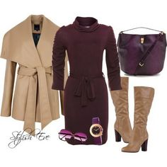 Would absolutely wear every piece! Love the colors, style, and feel.  Short Dress Outfits by Stylish Eve